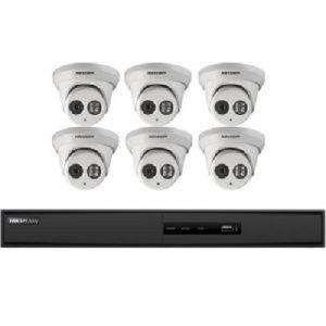2K 6 Camera IP System Package Deal